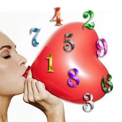 amour et numérologie